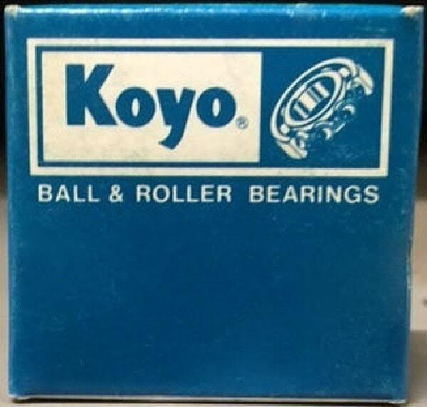 KOYO YCRS-26 Yoke Roller, Sealed, Inch, Steel, 1-5/8