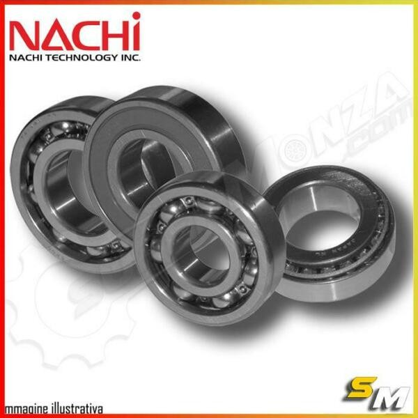 41.32005 Nachi Bearing Steering Kawasaki 1000 Ltd (kz1000k1/k2) 9246