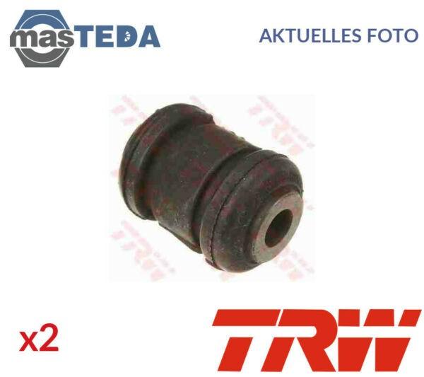 2x TRW Inner Wishbone Bearing Bearing Bushing JBU660 P NEW OE QUALITY