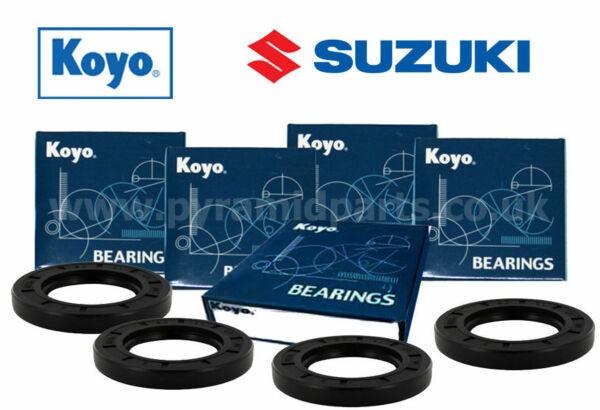 Suzuki TL1000S V/W/X/Y/K1 Complete Front & Rear Wheel bearing kit JAPANESE