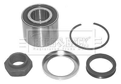 PEUGEOT 106 Mk2 1.6 Wheel Bearing Kit Rear 99 to 04 B&B 374839 Quality New