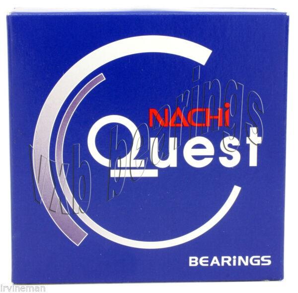 7219BMU Nachi Angular Contact C3 95x170x32 95mm/170mm/32mm Brass Ball Bearings