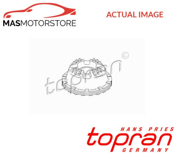 110 447 TOPRAN FRONT TOP STRUT MOUNTING CUSHION P NEW OE REPLACEMENT
