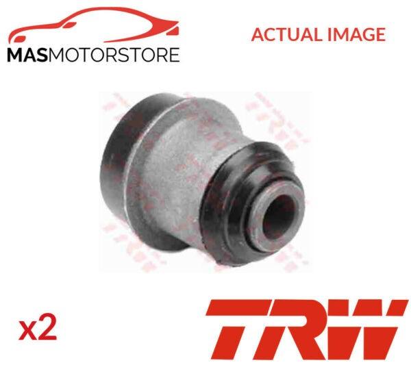 2x JBU502 TRW FRONT CONTROL ARM WISHBONE BUSH PAIR P NEW OE REPLACEMENT