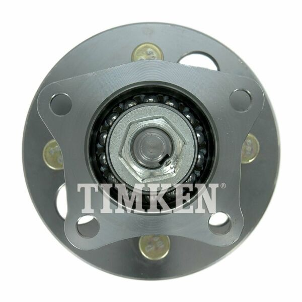 Timken Rear Wheel Bearing and Hub Assembly 512018