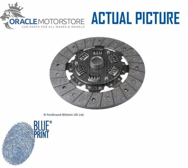 NEW BLUE PRINT CLUTCH DISC PLATE GENUINE OE QUALITY ADN13118