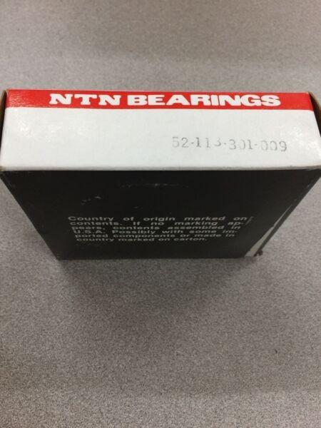 NEW IN BOX NTN BEARING 52-113-301-009
