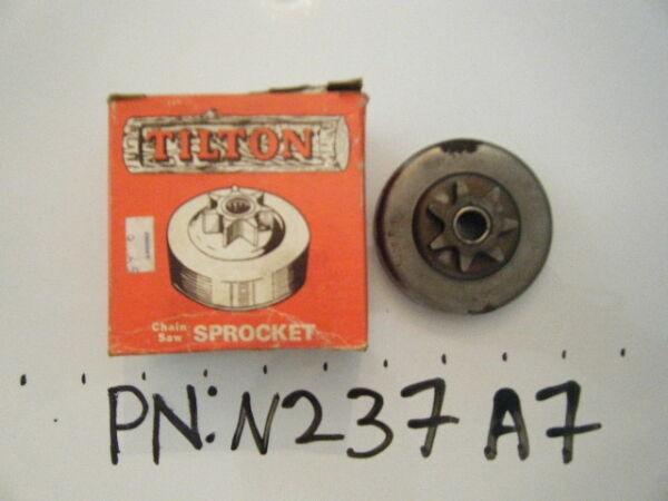 NEW JOHN DEERE 12 OR 15  3/8 PITCH CLUTCH, DRUM & BEARING  P/N  N237A7  TILTON