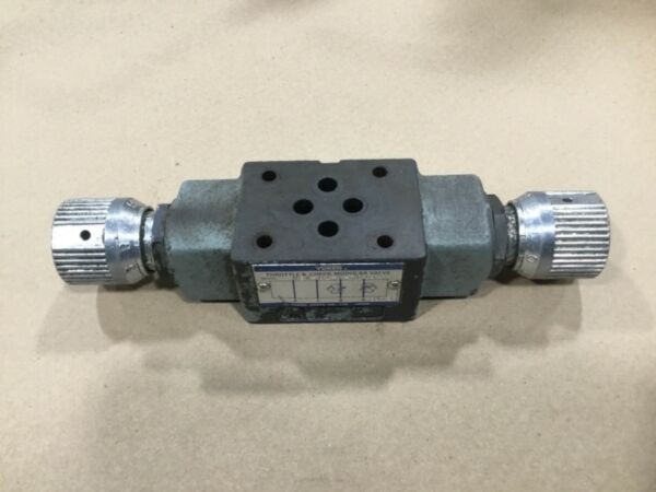 Yuken MSW-01-X-3019 Throttle & Check Modular Valve #1006DK