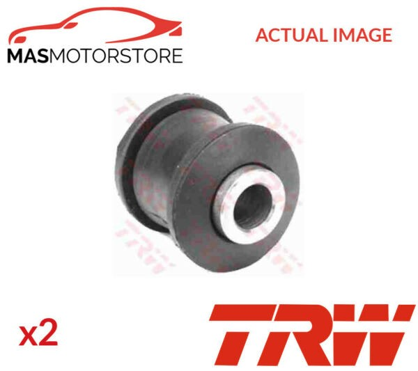 2x JBU454 TRW FRONT CONTROL ARM WISHBONE BUSH PAIR P NEW OE REPLACEMENT