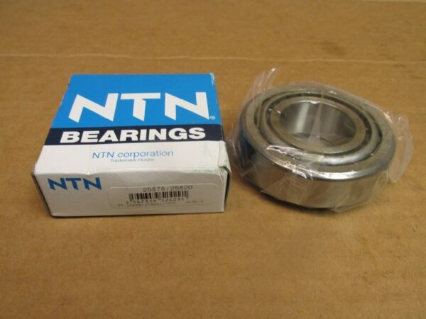 NTN 25878/25820 SET TAPERED ROLLER BEARING CONE& CUP 1-3/8