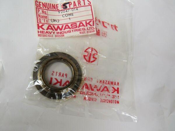 Kawasaki NOS NEW 92047-014 Upper Steering Stem Bearing Cone AR BR G3 1969-2017