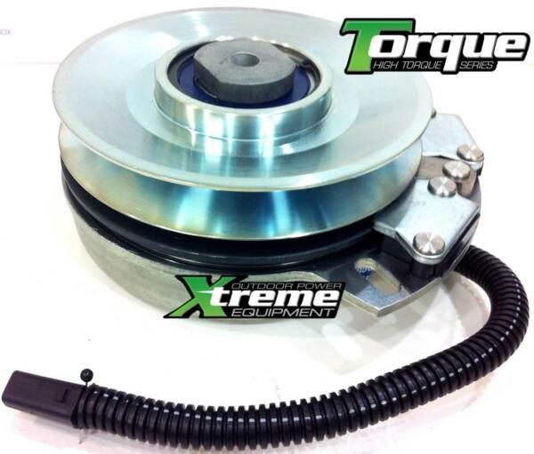 PTO Clutch For John Deere Electric AM138729 Ztrak 245 - Upgraded Bearings!