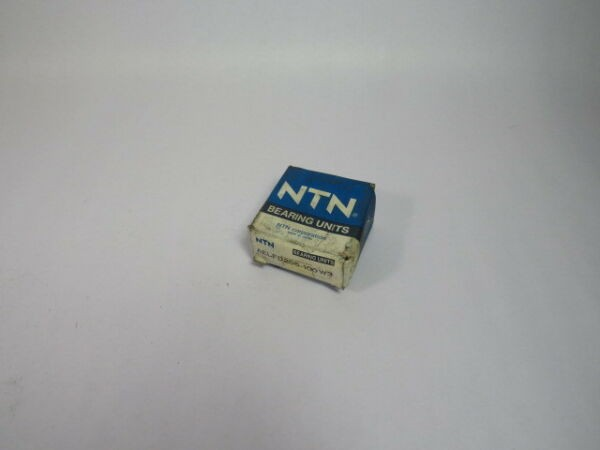 NTN AELFD205-100W3 Flanged Housing & Bearing Unit  NEW