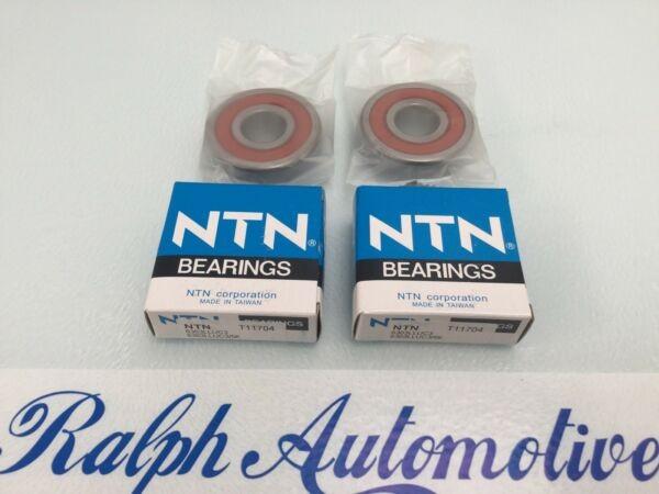 2 x NTN 6303 llu3/5k BEARING (PAIR) OE QUALITY