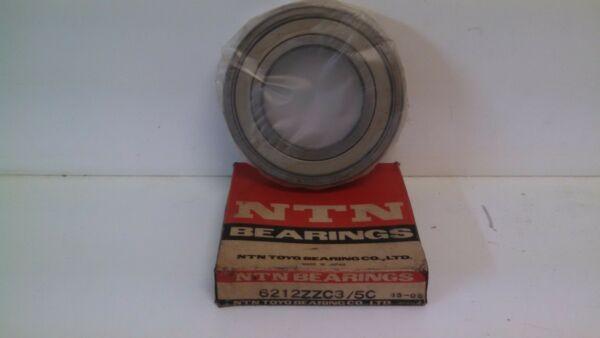 NEW OLD STOCK! NTN BALL BEARING 6212ZZC3/5C