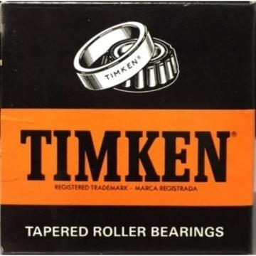 TIMKEN LM603015 TAPERED ROLLER BEARING, SINGLE CUP, STANDARD TOLERANCE, STRAI...