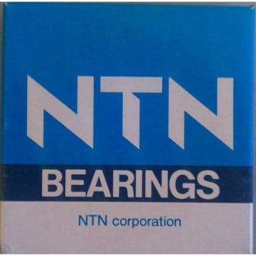NTN 63206ZZ BALL BEARING