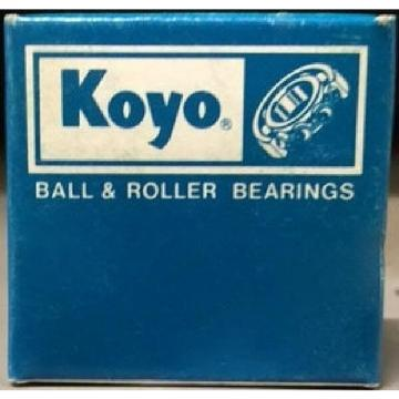 """KOYO B-85 Needle Roller Bearing, Full Complement Drawn Cup, Open, Inch, 1/2"""" ..."""