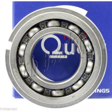 6206NR Nachi Bearing Open C3 Snap Ring Japan 30x62x16 Bearings 9928