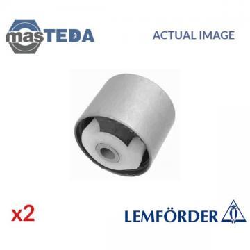 2x LEMFÖRDER CONTROL ARM WISHBONE BUSH 34390 01 G NEW OE REPLACEMENT