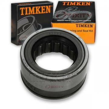 Timken Rear Wheel Bearing & Seal Kit for 1975-1978 GMC K15 Suburban Left ep