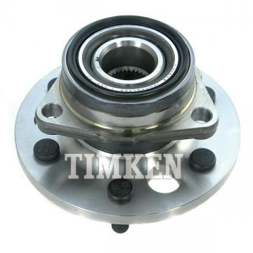 Wheel Bearing and Hub Assembly-Axle Bearing and Hub Assembly Front Timken 515001