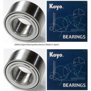 1998-2010 VOLKSWAGEN BEETLE 2000-06 GOLF FRONT WHEEL HUB BEARING(OEM)KOYO (PAIR)