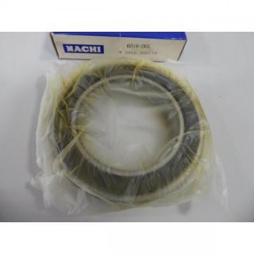 Nachi 6016-2NSL Ball Bearing Double Sealed 80mm x 125mm x 22mm