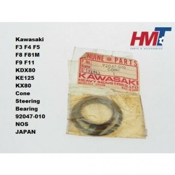 Kawasaki F3 F4 F5 F81M F9 F11 KDX80 KE125 KX80 Cone Steering Bearing 92047-010