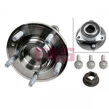 VAUXHALL ZAFIRA C, Mk3 Wheel Bearing Kit Front 1.6 1.6D 2011 on FAG 328001 New