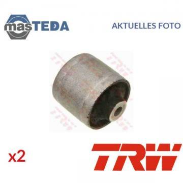 2x TRW Front Wishbone Bearing Bearing Bushing JBU643 P NEW OE QUALITY
