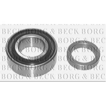 BWK024 BORG & BECK WHEEL BEARING KIT fits Ford - Rear NEW O.E SPEC!