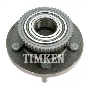 Wheel Bearing and Hub Assembly-Axle Bearing and Hub Assembly Front Timken 513202