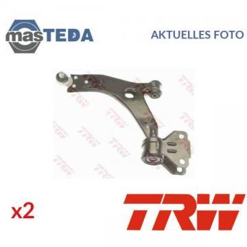 2x TRW Front Left Right Wishbone Set JTC2285 P NEW OE QUALITY