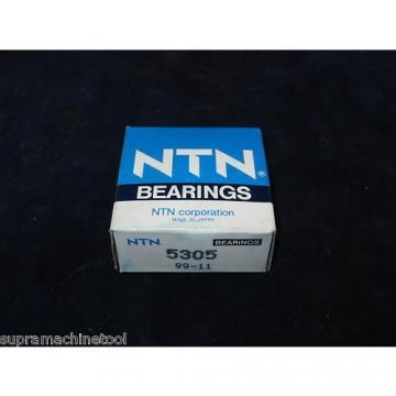 Sealed Ball Bearing (NTN Bearings) 5305