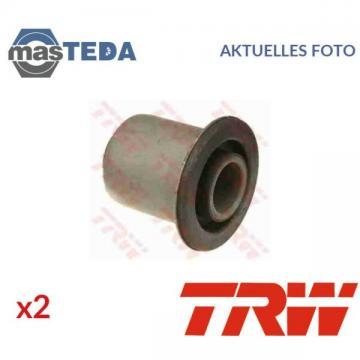 2x TRW Rear Wishbone Bearing Bearing Bushing JBU730 P NEW OE QUALITY