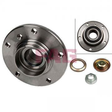 Wheel Bearing Kit fits BMW Z4 E85 3.0 Front 03 to 09 With ABS FAG 31226757024