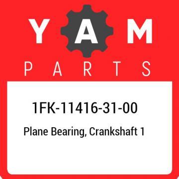 1FK-11416-31-00 Yamaha Plane bearing, crankshaft 1 1FK114163100, New Genuine OEM