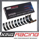 King Racing +001 Set of 5 Main Bearings suits FPV (Ford Performance Vehicles) 5.