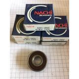 New 6201-2NSE9 NACHI bearing 6201-seals bearings 6201 RS Japan